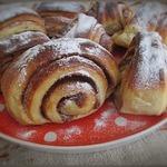 Финские булочки с корицей Корвапуусти