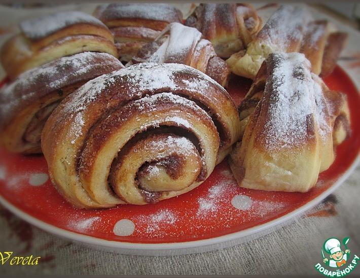 финские булочки с корицей