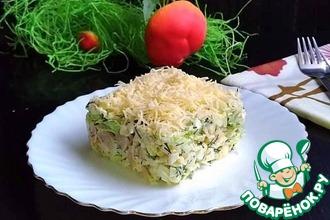 Рецепт: Салат «Настроение»