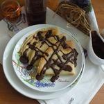Десертные блины с амаретто