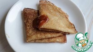 """оладьи """"Млечный путь"""", пошаговый рецепт, фото, ингредиенты - Татьяна"""