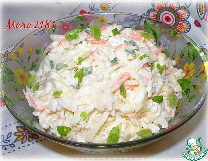 Рецепт: Салат Бараболя