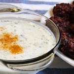 Йогуртовый соус к овощам и мясу