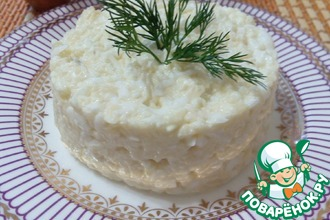 Рецепт: Салат Троечник