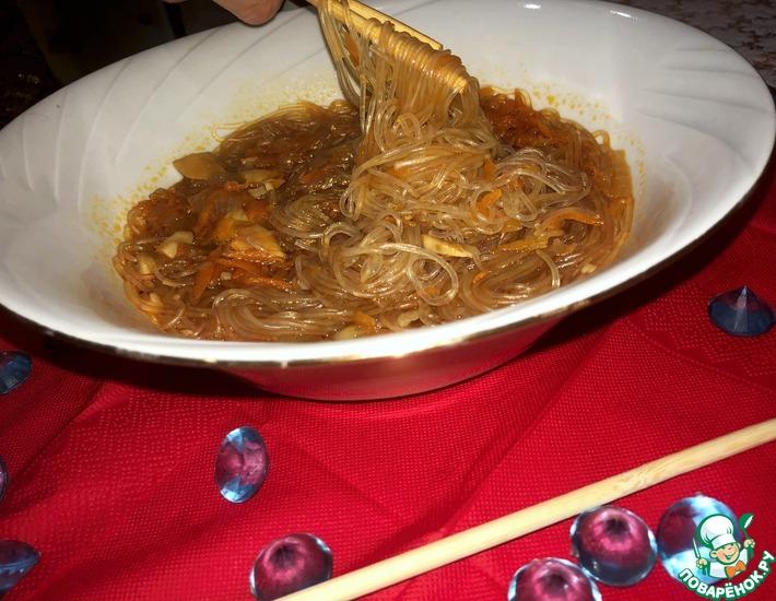 Рецепт: Китайский суп