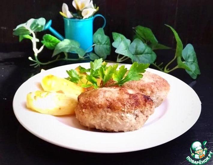 Рецепт: Котлеты мясные «Оригинальные»