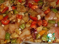 Гавайская курица ингредиенты