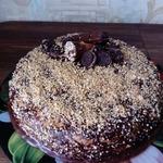 Торт а-ля Сникерс