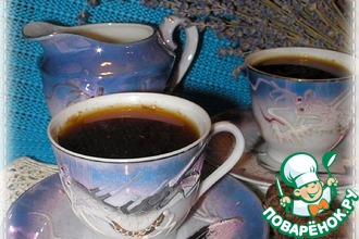 Рецепт: Кофе из топинамбура