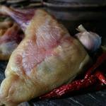 Балык из куриных окорочков