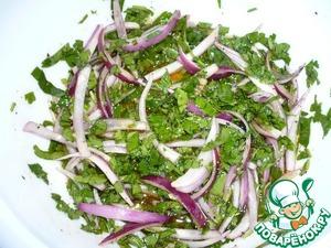 Картофельный салат Картофель