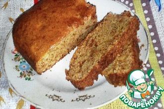 Рецепт: Удивительно вкусный кекс от бедного студента