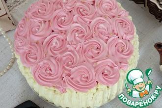 Рецепт: Торт Весенний каприз