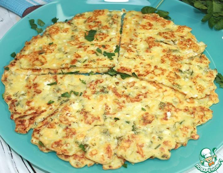 Рецепт: Ленивые хачапури