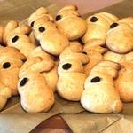 Печенье Пасхальные кролики