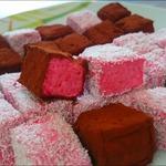 Ягодные конфеты Невесомые