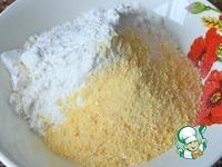 Кексы с сахарной шапочкой ингредиенты
