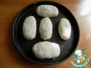 Постные овсяные пирожки – кулинарный рецепт