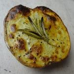 Картофель запеченный в духовке с розмарином