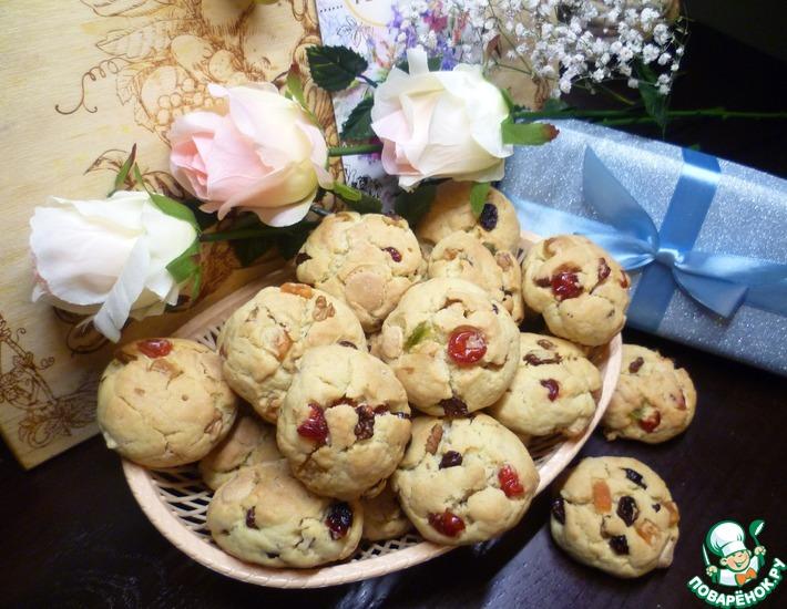 Рецепт: Печенье Любимое
