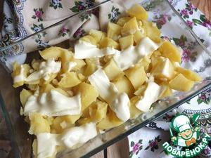 Картофель Сливочный фото