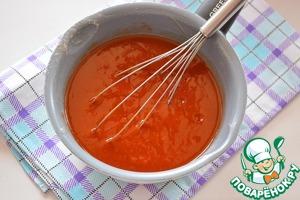 Домашний кетчуп из томатной пасты ингредиенты