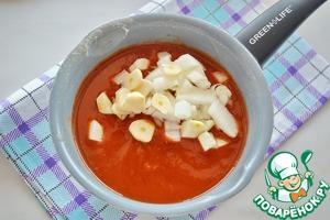 Домашний кетчуп из томатной пасты Томатная паста