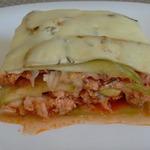 Запеканка из кабачков а-ля лазанья