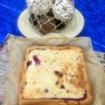 Вишнёвый пирог с кокосом Для вас
