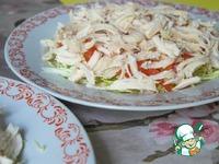 Салат с пекинской капустой и шампиньонами ингредиенты