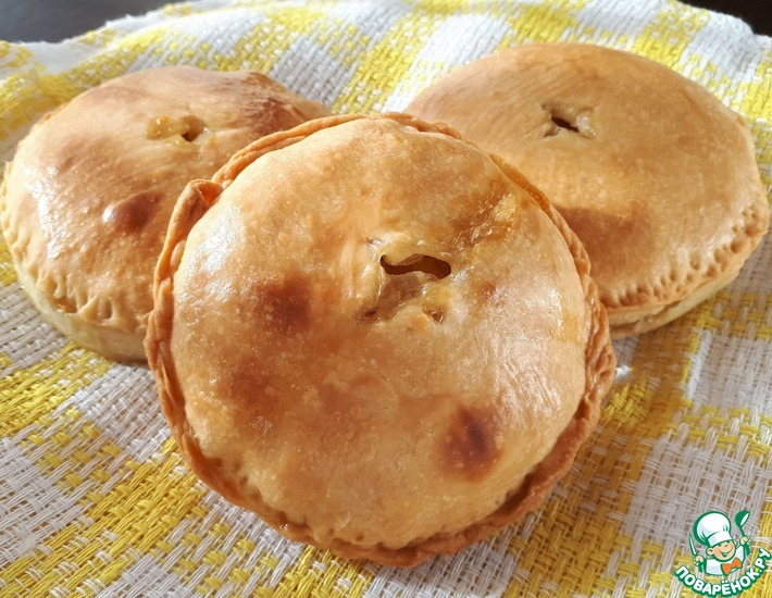Луковый пирог