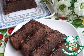 Рецепт: Итальянский шоколадный кекс