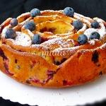 Быстрый ягодный пирог