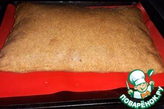 Рецепт: Толстый лаваш-подушка