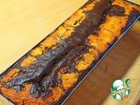 Двухцветный кекс с начинкой из джема ингредиенты