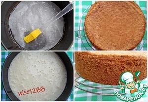 Торт «Для влюбленных в жизнь» ингредиенты