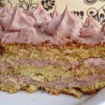 Торт «Для влюбленных в жизнь»