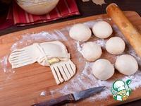 Булочки Листопад с творожно-тыквенной начинкой ингредиенты