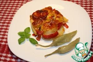 """Наш """"Гювеч със свинско и зеленчуци на фурна"""" готов!   Приятного аппетита!!!"""