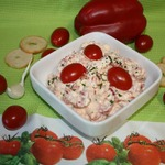 Каракачанский салат