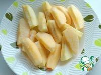 Ватрушка с яблоками и клюквой Наоборот ингредиенты