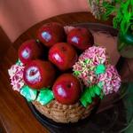 Торт Корзина яблок
