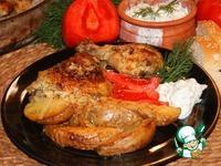 Курица лемонато с картофелем ингредиенты