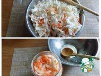 Маринованная капуста по-быстрому ингредиенты