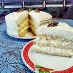 Торт Кокосовая нежность