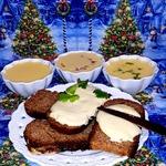 Хлеб из мультиварки с семечками и орехами