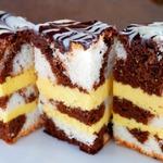 Торт Творожное безумие
