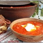 Украинский борщ Семейный рецепт