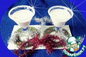 Рецепт: Коктейль Белый праздник