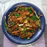 Жареный цыпленок по-тайваньски